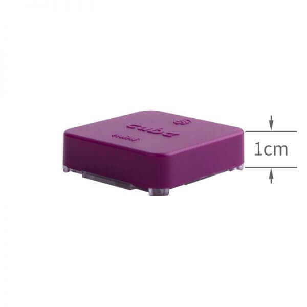 części do dronów fioletowy The Cube Purple (Pixhawk 2.1) wielkość