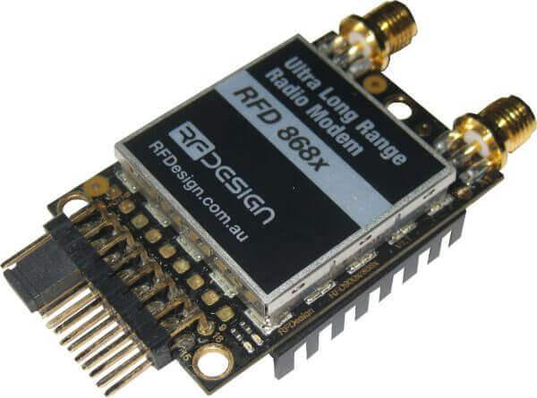 części do dronów RFD868x Modem