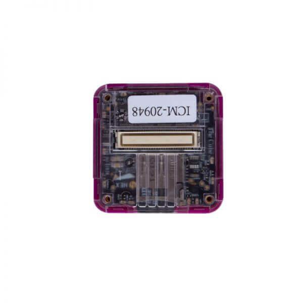części do dronów The Cube Purple zdjęta obudowa