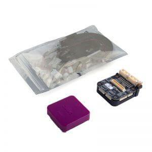części do dronów The Cube Purple zestaw