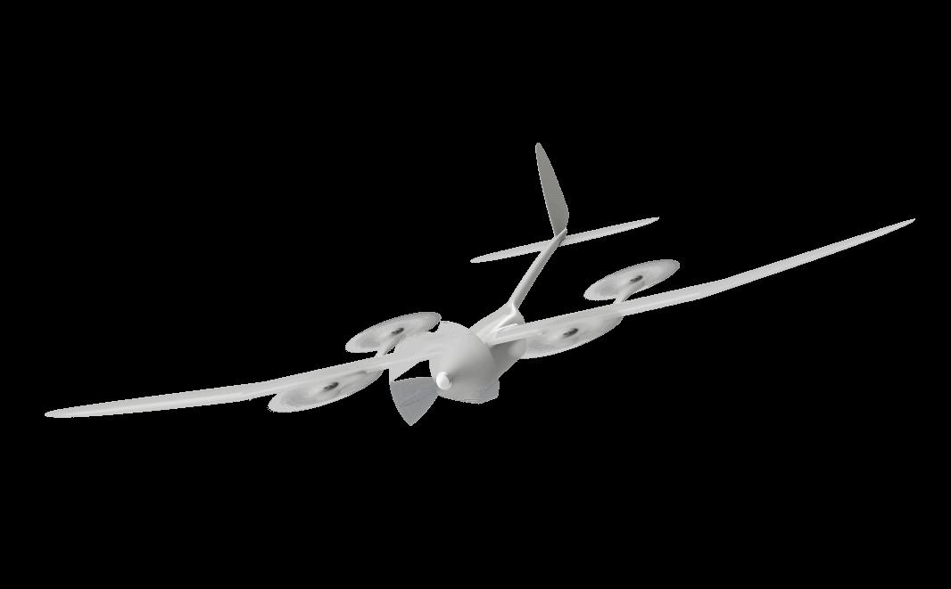 bezzałogowy samolot powietrzny cywilny ekoSKY BZB UAS