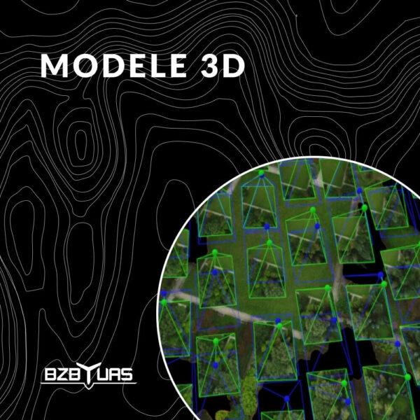 szkolenie na drona - Modele 3D - BZB UAS