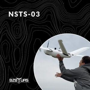 szkolenie na drona - NSTS-03 - BZB UAS