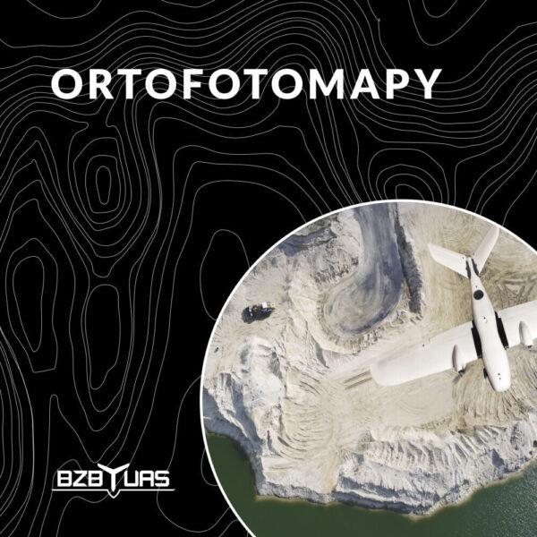 szkolenie na drona - Ortofotomapy - BZB UAS