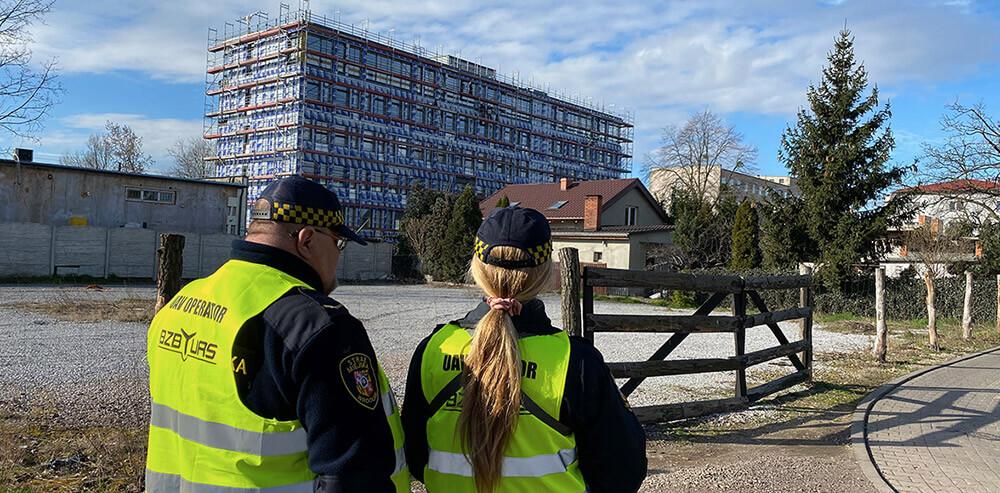 Rozpoczęcie współpracy ze Strażą Miejską we Wrocławiu