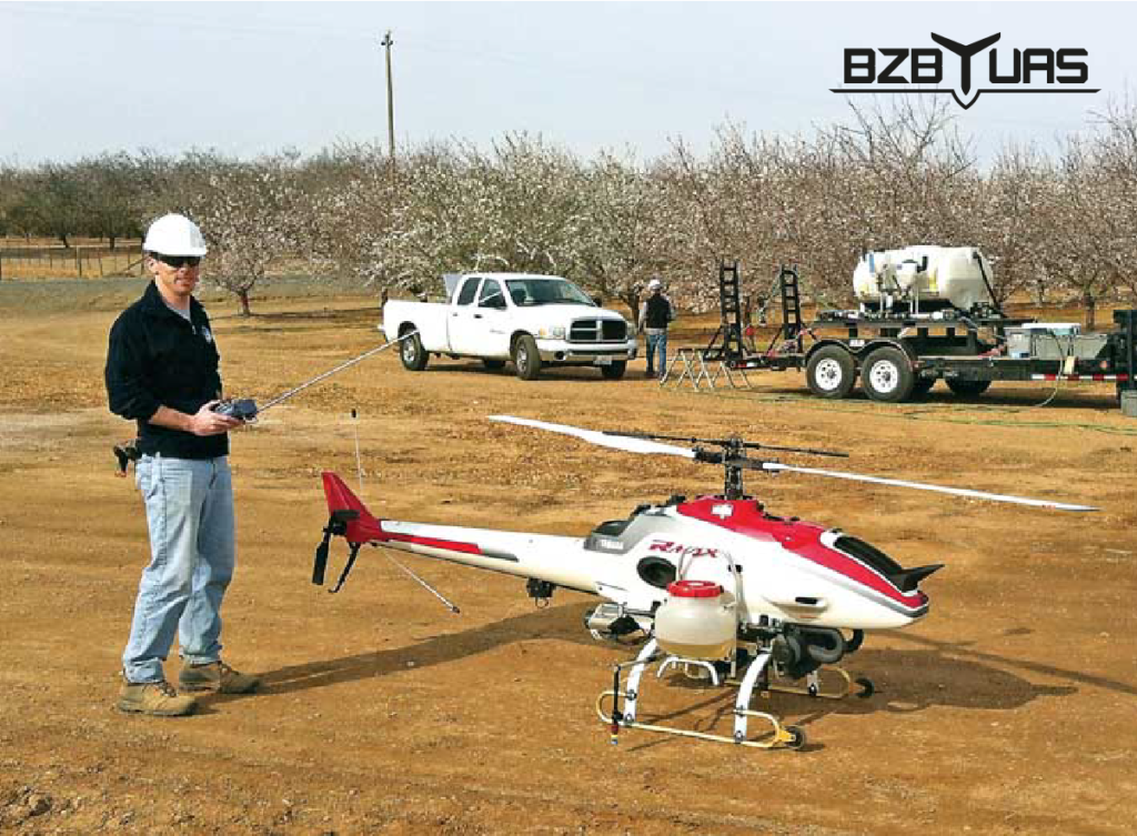 Helicopter UAS